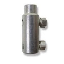 Serre câble double vis pour câble Ø 1,5 à 3 mm