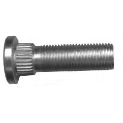 S-Goujon de roue à cannelures M12 (12x125)