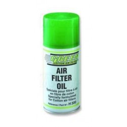 Bombe à graisse filtre à air Green